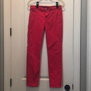 JBrand skinny leg jeans